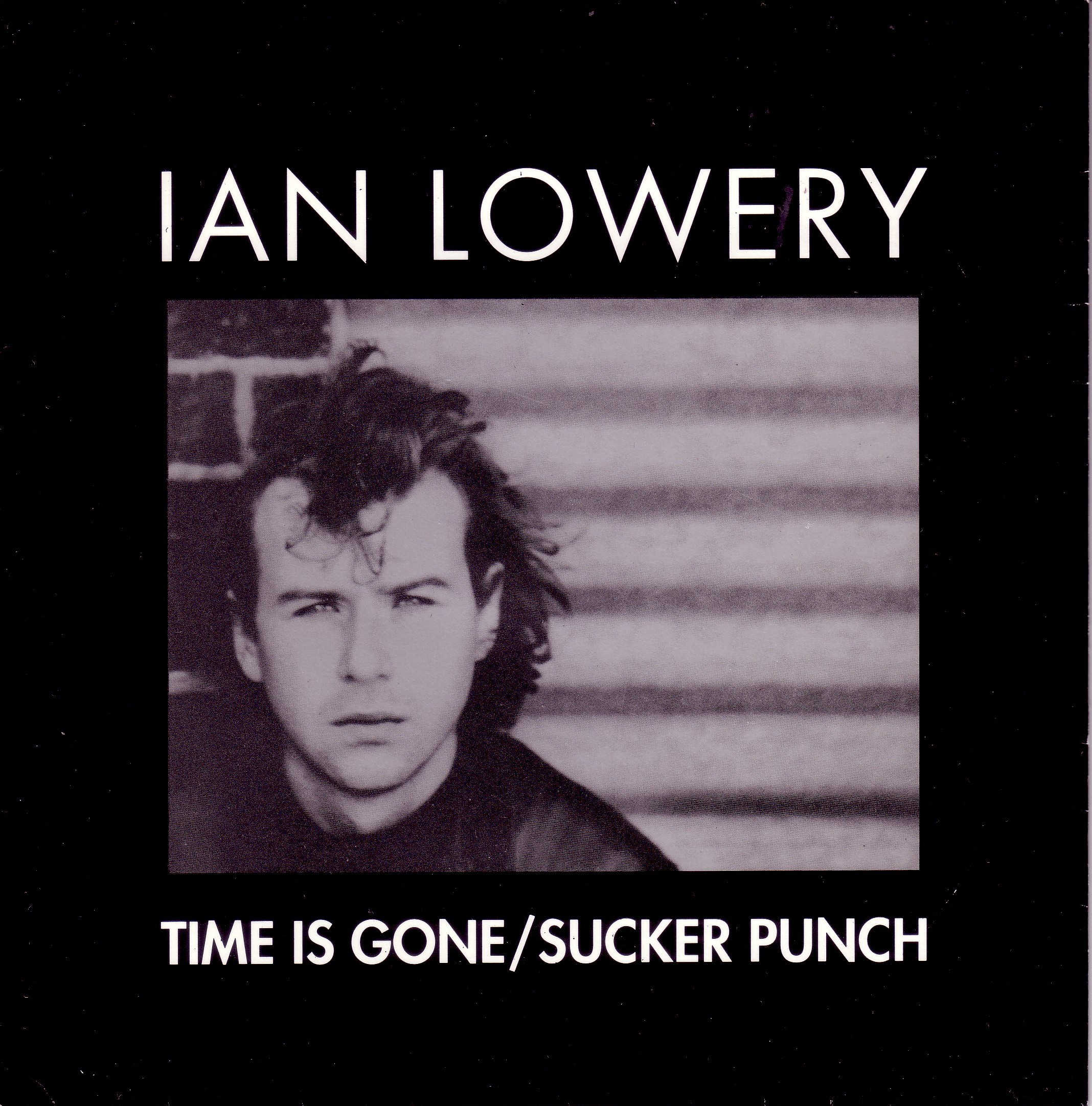 Ian Lowery Time Is Gone