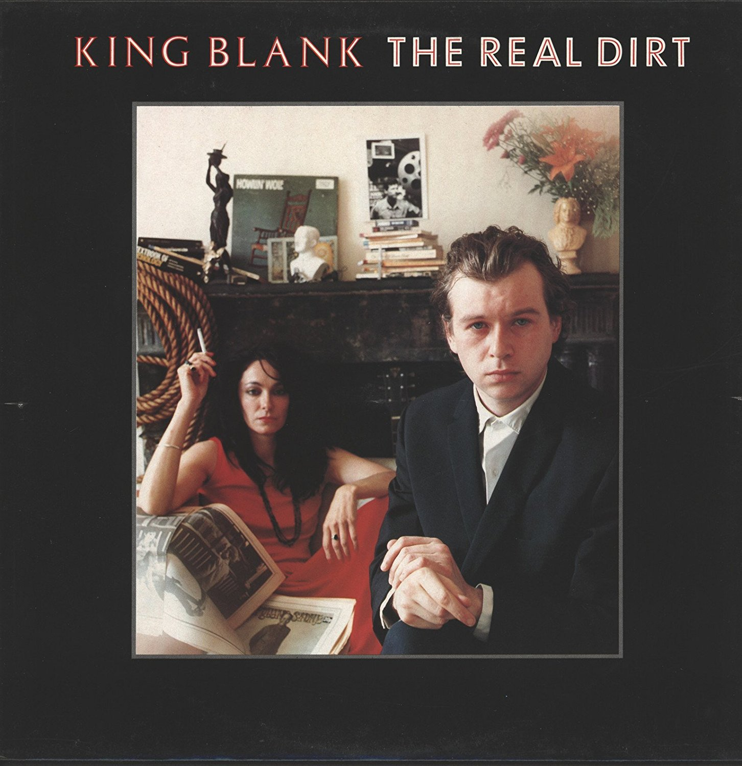King Blank The Real Dirt Cover